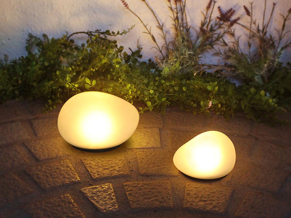 FLYMEe vertLED Solar stone