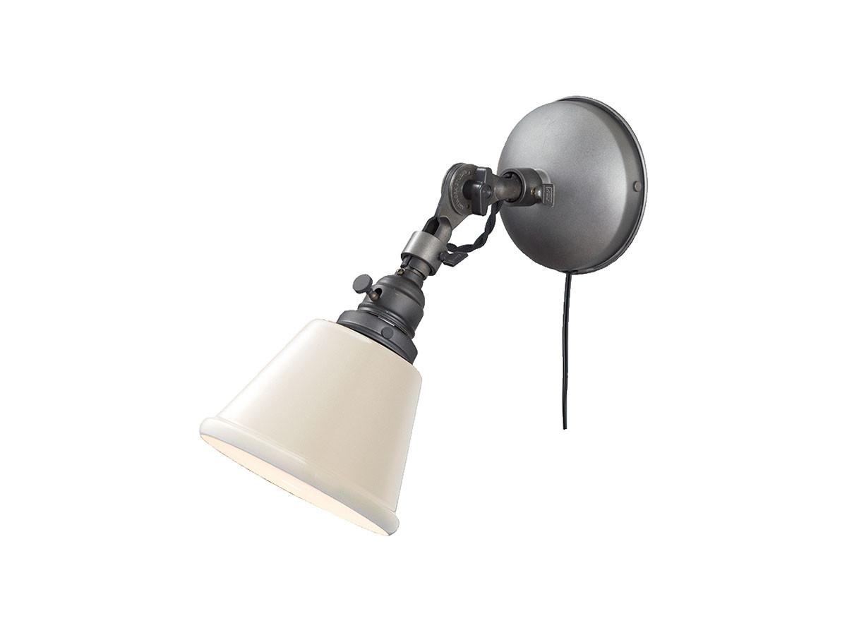 CUSTOM SERIES Engineer Wall Lamp S × Mini Trap Enamel