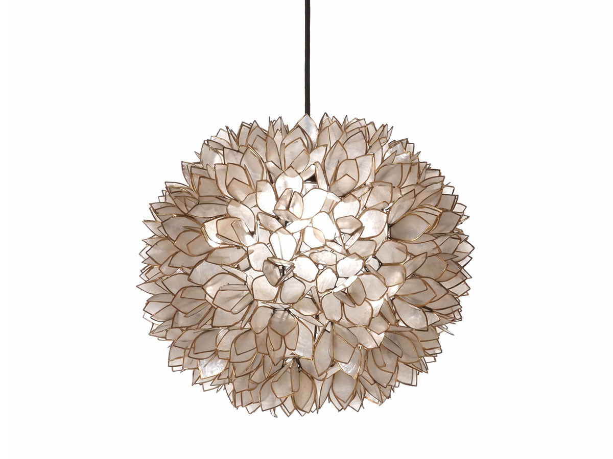 KAJA Shell Flower Lamp