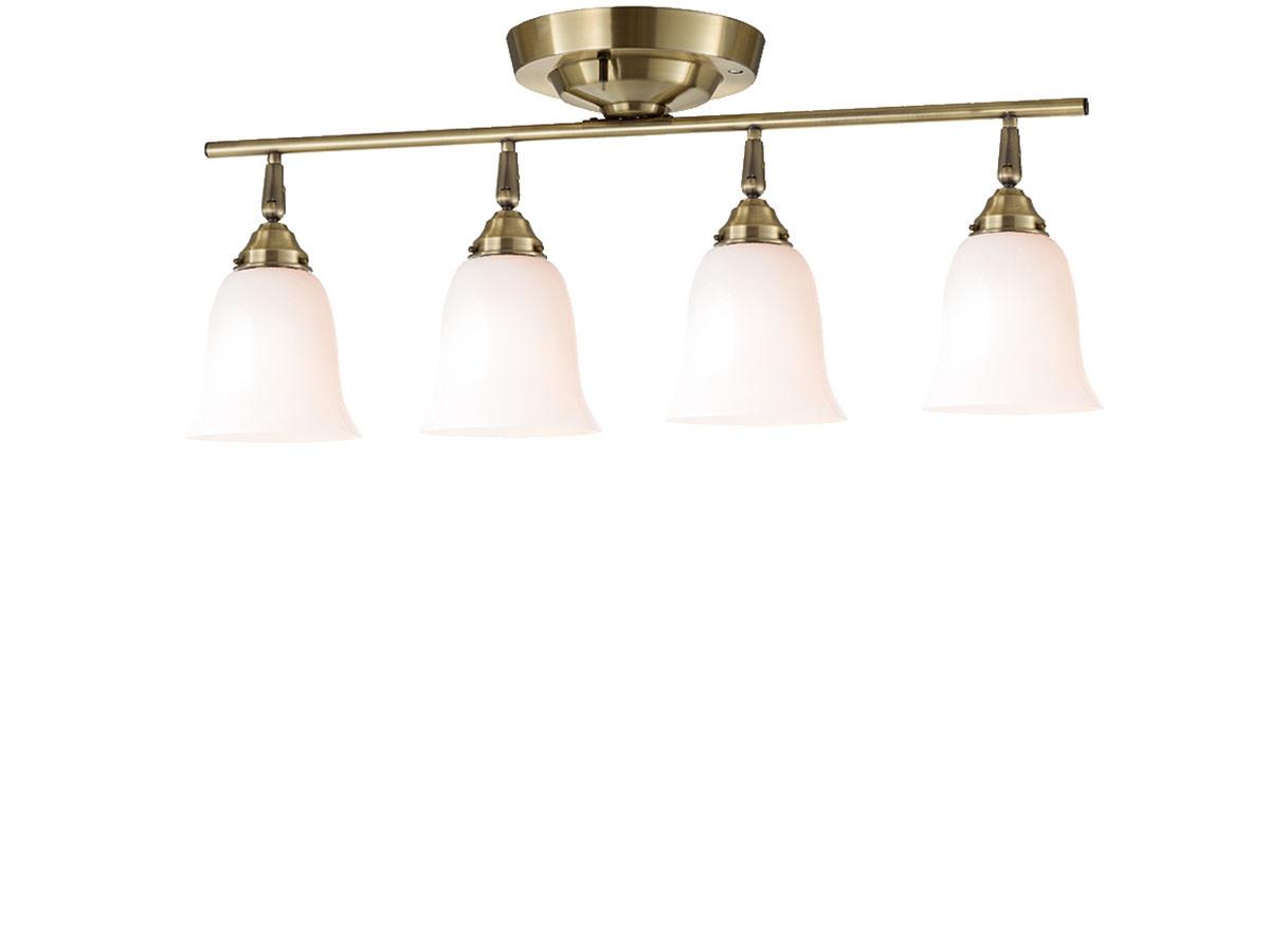CUSTOM SERIES 4 Ceiling Lamp × Trans Soil