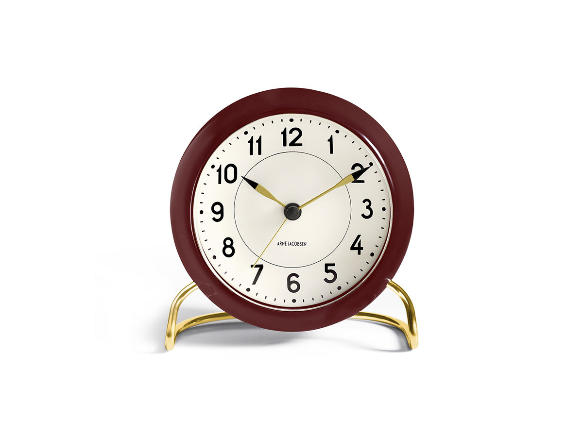 FLYMEe accessoireARNE JACOBSEN Station Table Clock