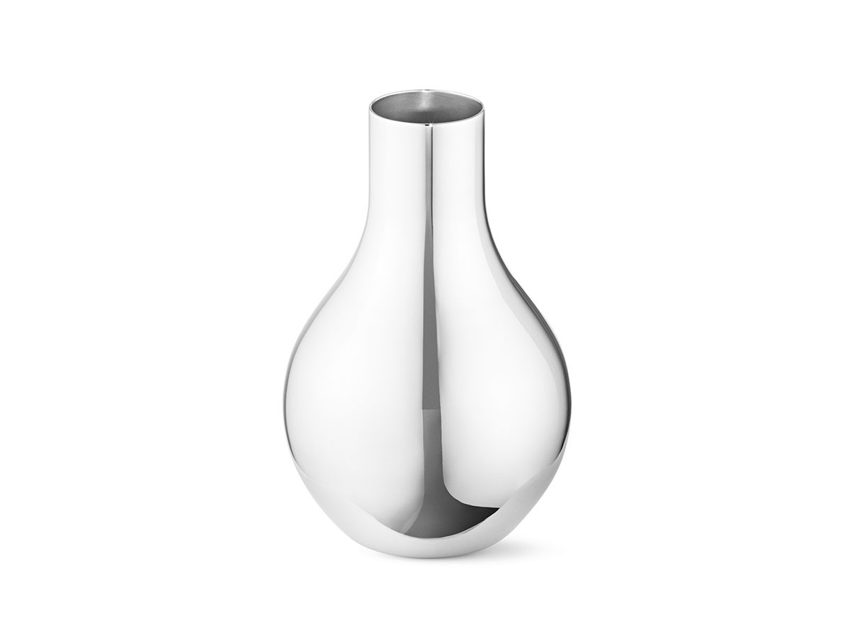 CAFU VASE STAINLESS STEEL XS
