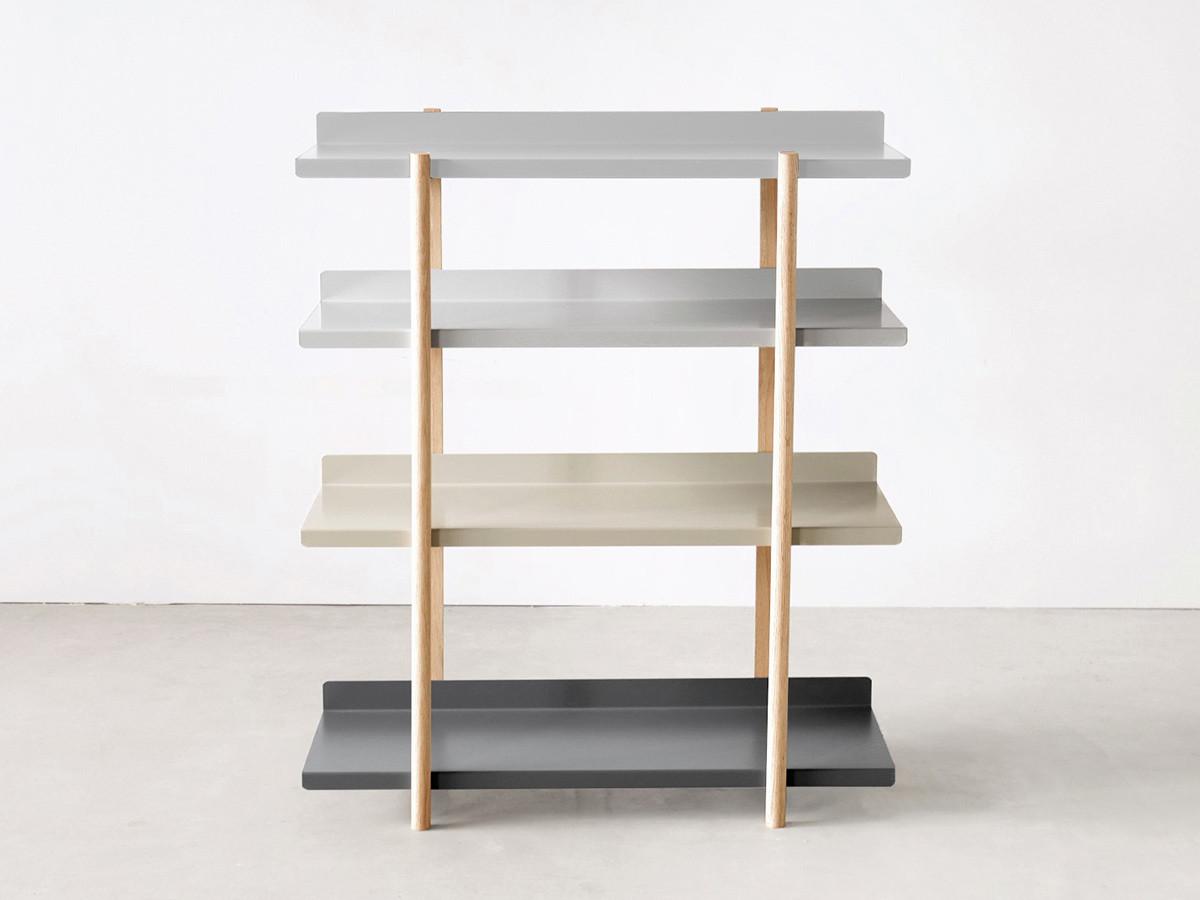 FLYMEe NoirMarge shelf 4 / 4SHELVES