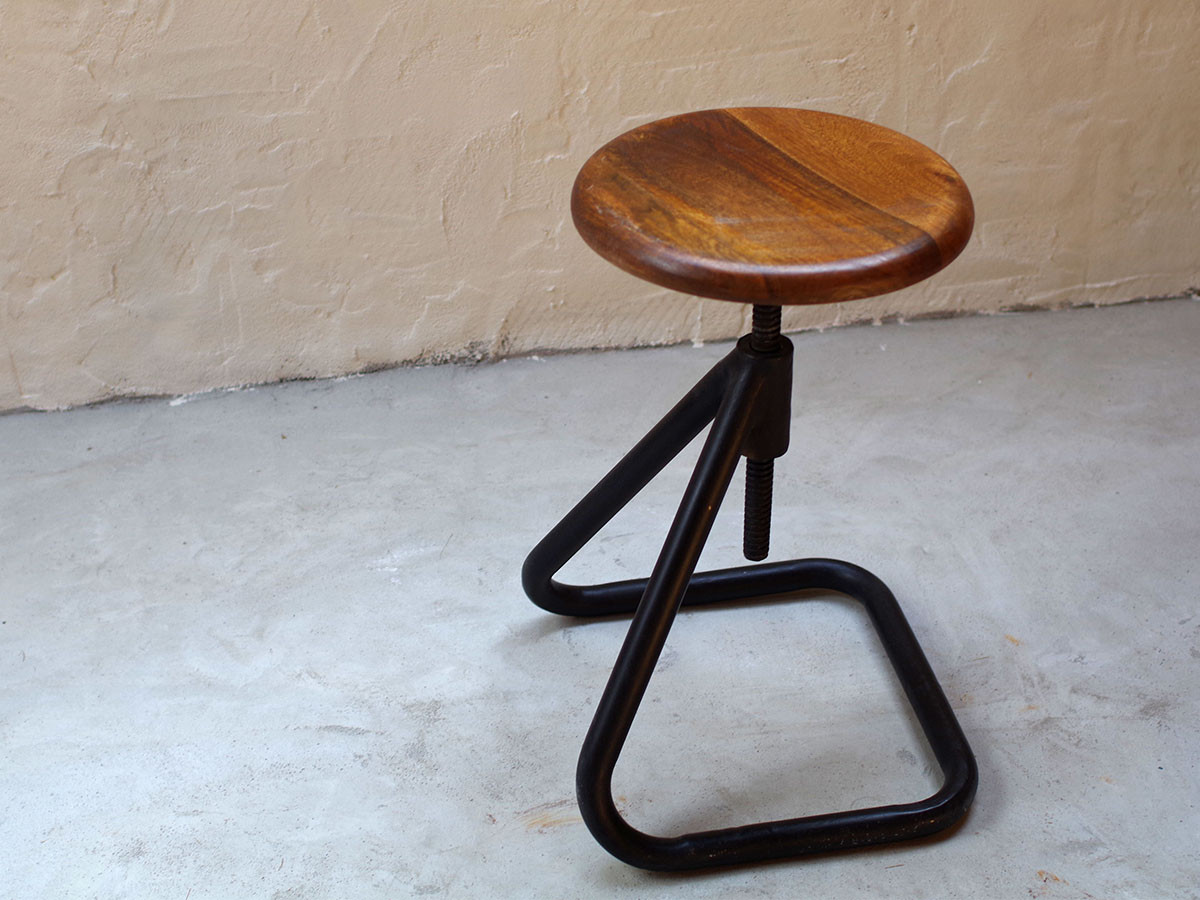 LIFE FURNITURE FR IRON STOOL