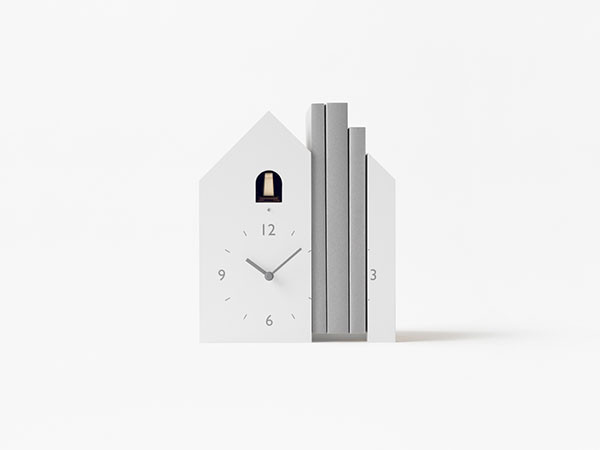 cuckoo-collection bookend