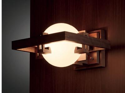 照明 フランク ロイド ライト