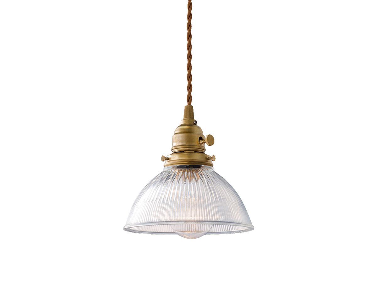 CUSTOM SERIES Brass Pendant Light × Diner S