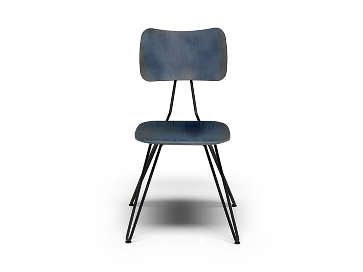 Diesel Living With Moroso Overdyed Side Chair ディーゼルリビング