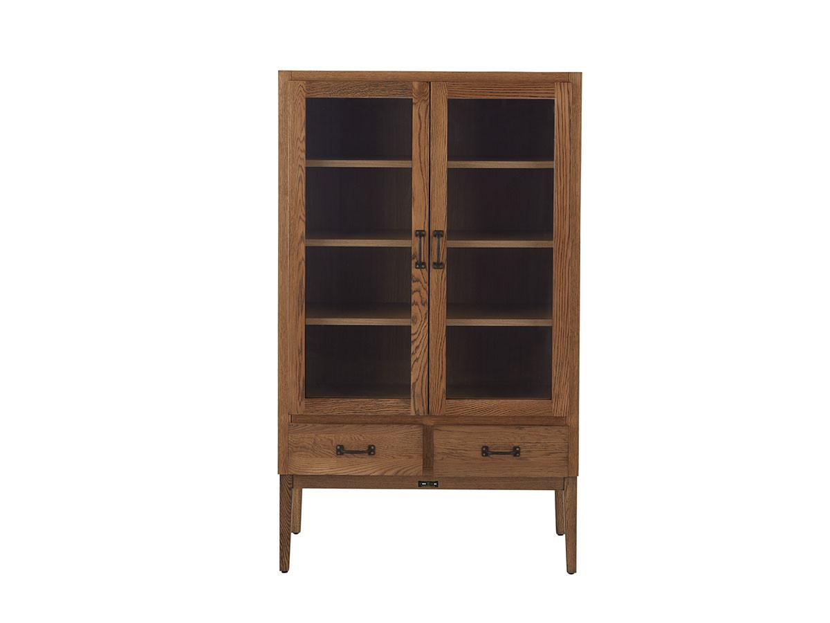 journal standard FurnitureCHRYSTIE GLASS CABINET