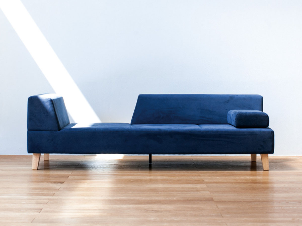 FLANNEL SOFA PIVO ONE ARM SOFA