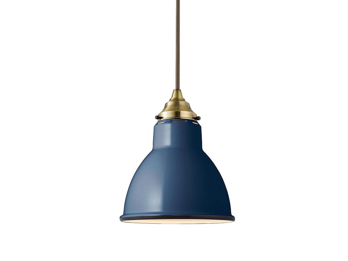CUSTOM SERIES Brass Pendant Light × Emission Steel