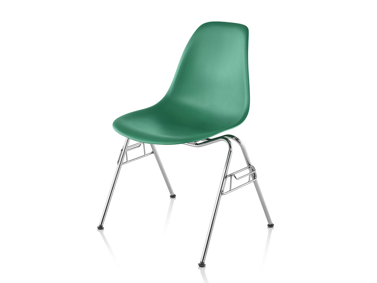Eames Molded Plastic Side Shell Chair