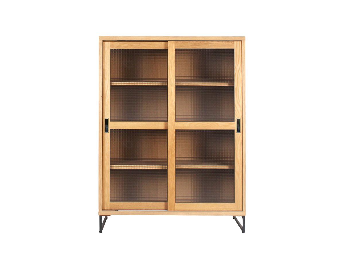 a.depechesplem slide glass cabinet low