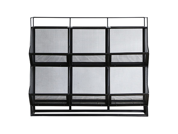 Antiques Antique Metalrack