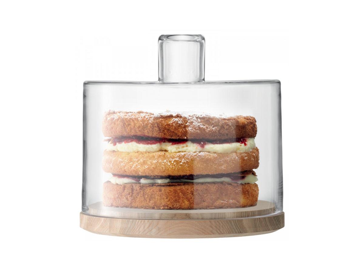 FLYMEe accessoireLOTTA CAKE / CHEESE DOME & ASH BASE