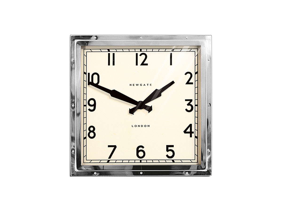 Quad wall clock M