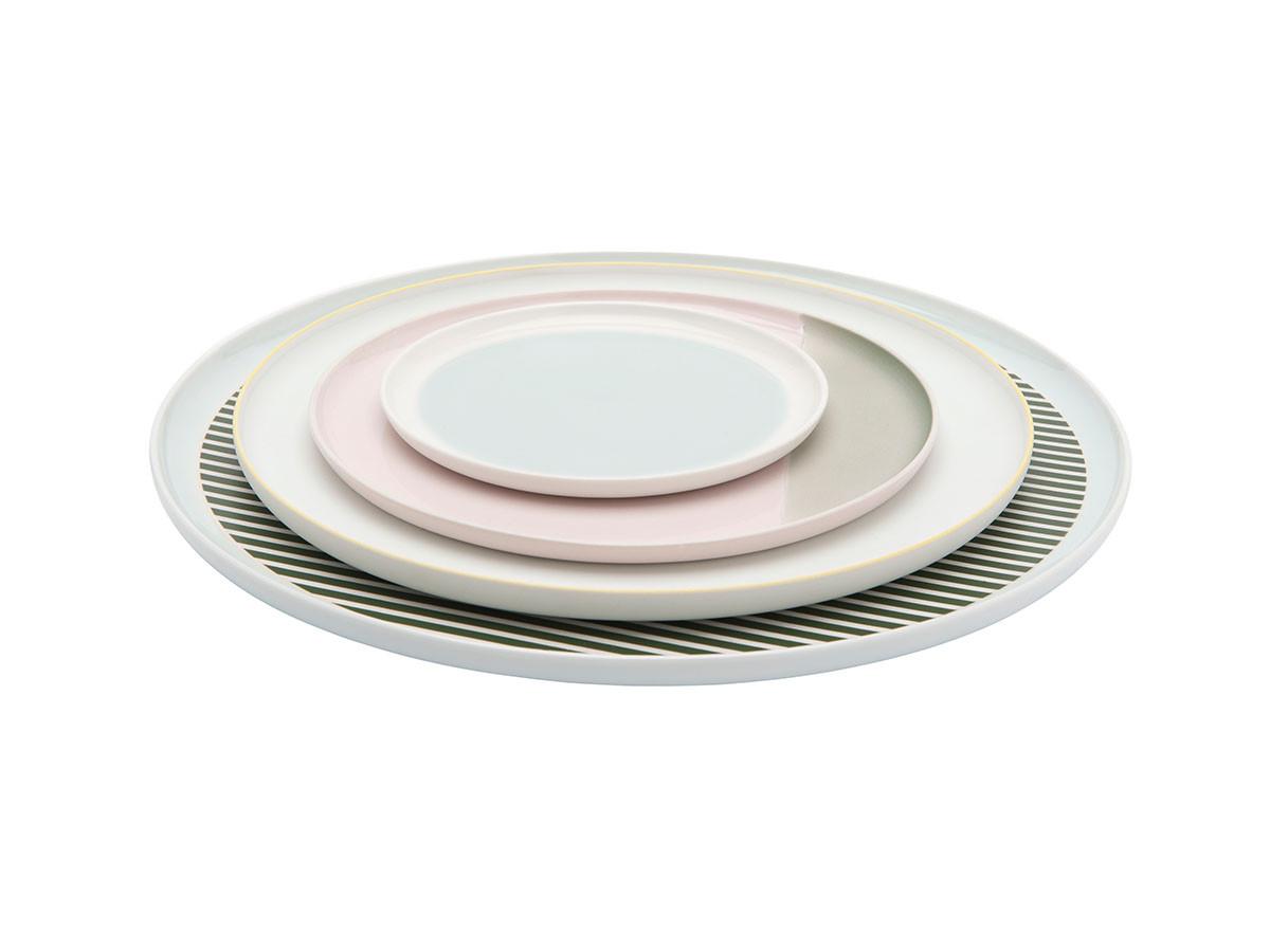 """1616 / S&B """"Colour Porcelain"""" S&B Flat Plate"""