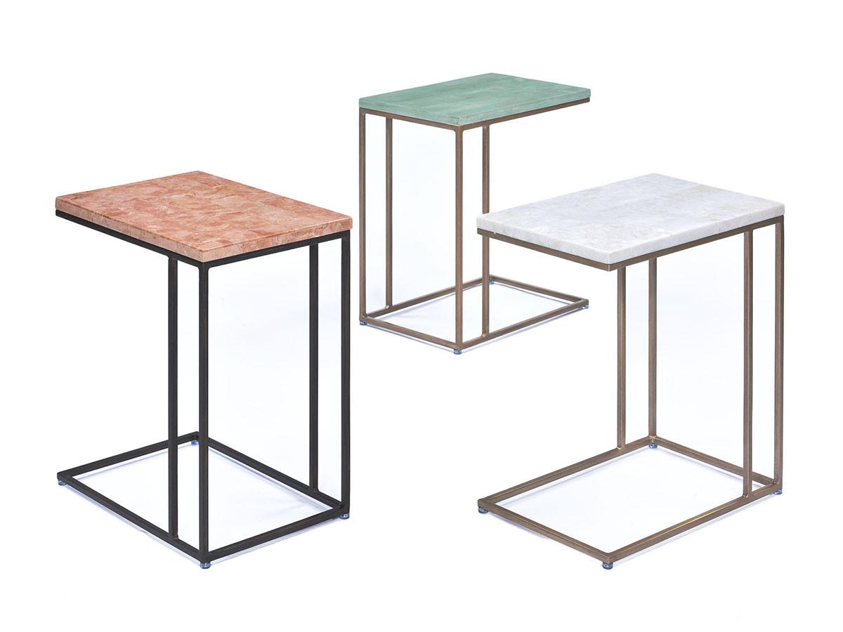 SHOP ASPLUNDSHOP ASPLUND × FLYMEe COLOR STONE SIDE TABLE