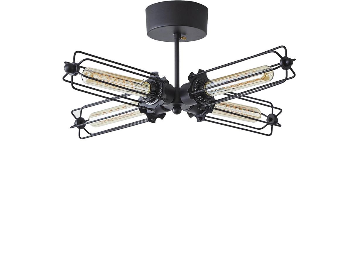 journal standard FurnitureWINCHESTER CEILING LIGHT4